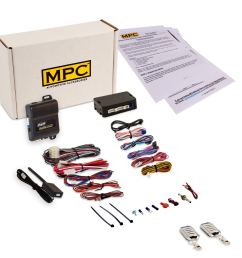 get quotations mpc complete remote start keyless entry kit fits select gm vehicles buick 2006 [ 1500 x 1500 Pixel ]