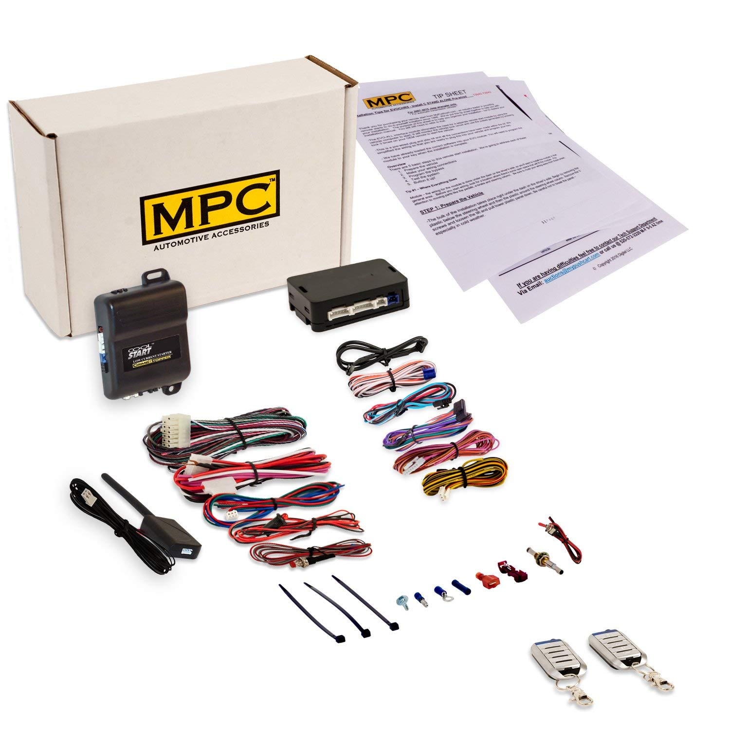 hight resolution of get quotations mpc complete remote start keyless entry kit fits select gm vehicles buick 2006