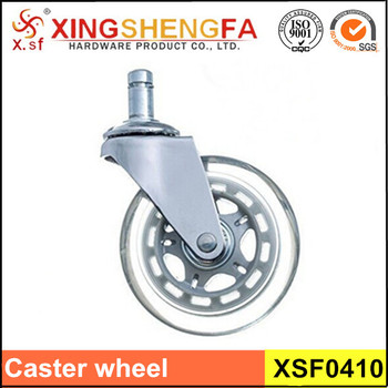 office chair rollerblade wheels covers for sale in johannesburg style soft wheel casters ball bearing set of 5 pcs buy axle product on