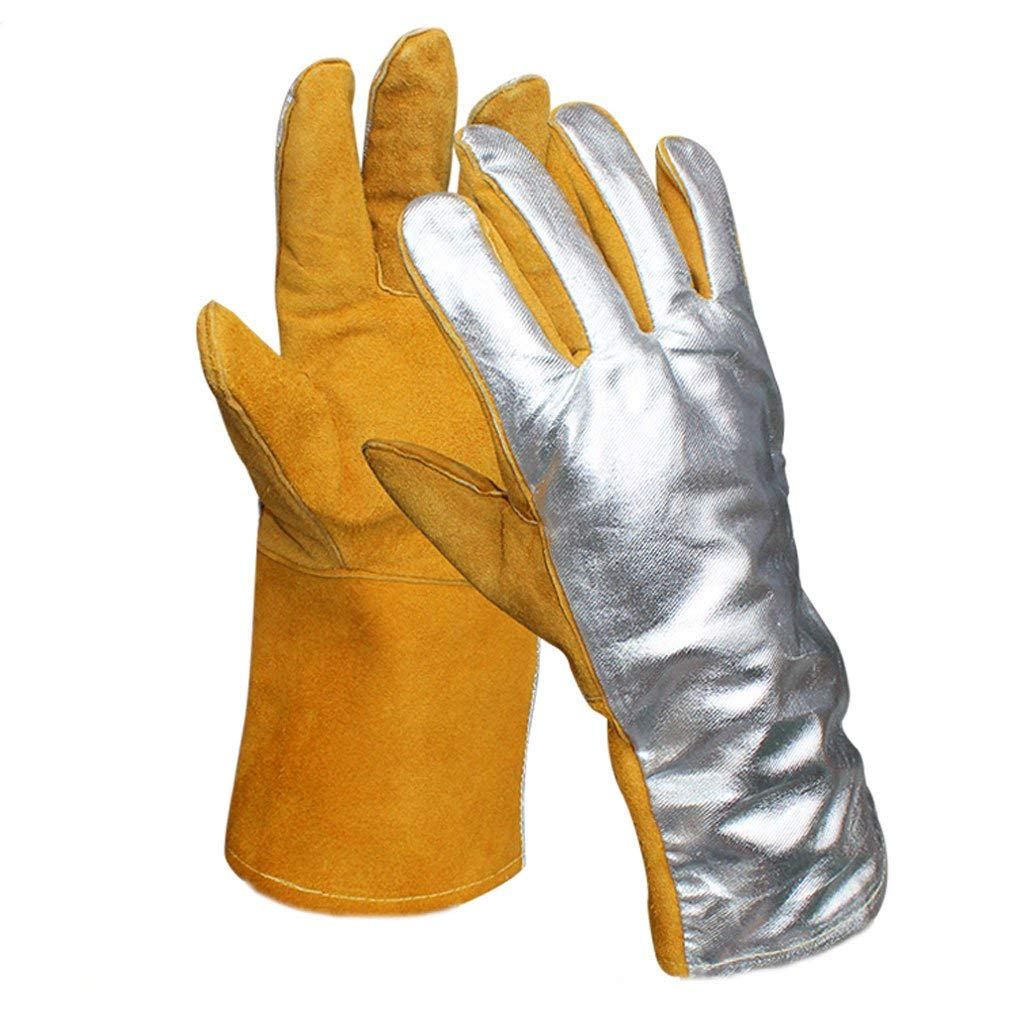 heat protective gloves
