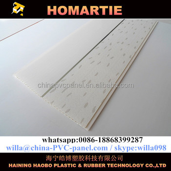 Pvc Ceiling Wall Panel Bathroom Plastic False Board