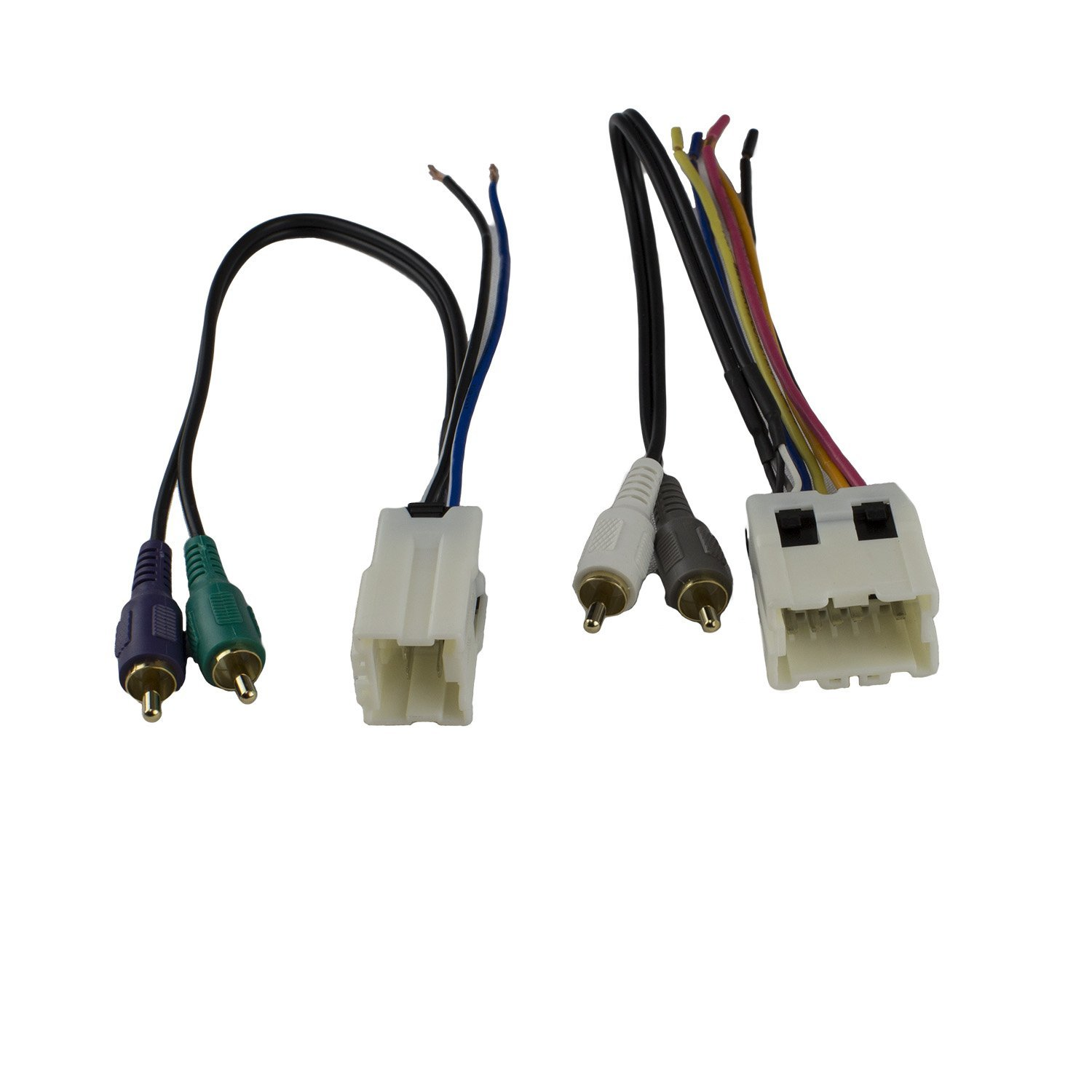 hight resolution of get quotations novosonics nnf 72a wiring harness for nissan infiniti car stereo 1995 2006