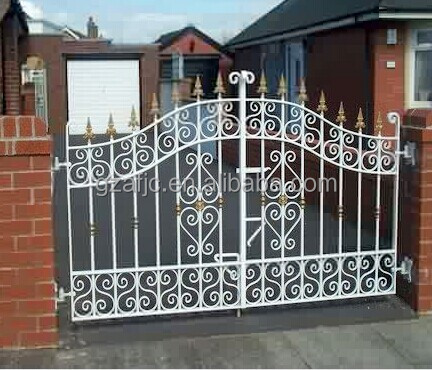 New Design Gate For Houses Metal Home Gates House Gate Designs