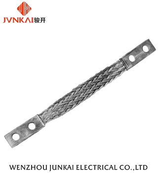 China Manufacturer Flexible Copper Braided Connector For