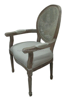 cane back chairs for sale ikea dining chair covers henriksdal vintage french round fabric louis arm buy