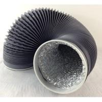 10m Exhaust Fan Pipe Ventilation Pipe Aluminum Foil Duct ...