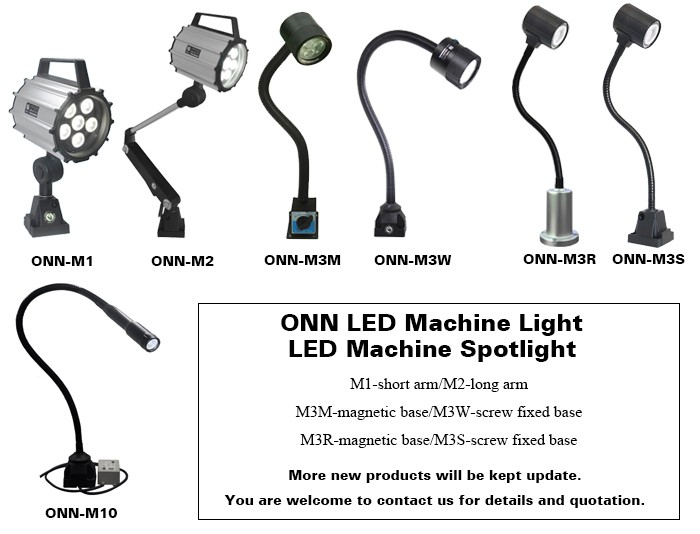 Three Colors Led Tower Light For Vertical Machining Center