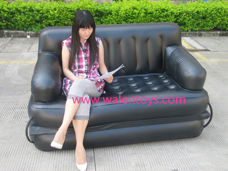 inflatable camping chair hon executive high back easy camp movie seat double sofa buy