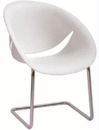 Fashion Modern Acrylic Dining Chair Metal Dining Chair Z ...