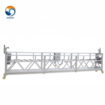 800kg 6m High Building Electric Swing Stage Motor Zlp 800