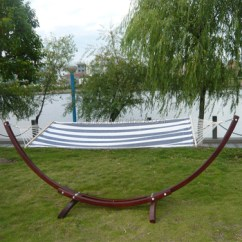Swing Chair In Stand That Turns Into A Bed Shark Tank Outdoor Hammock With Buy Standing