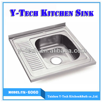 buy kitchen sink design tool free square normal size stainless steel sinks yk 6060 product on