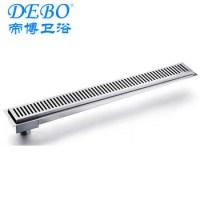 Long Stainless Steel Floor Drain Shower Drain,Bath Drain ...