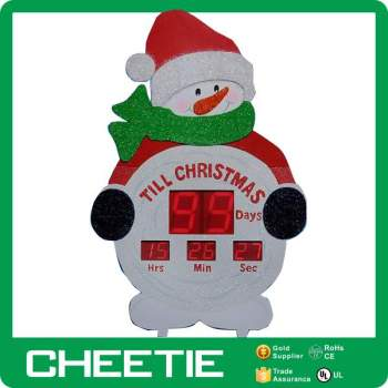 Christmas Countdown Decoration Outdoor