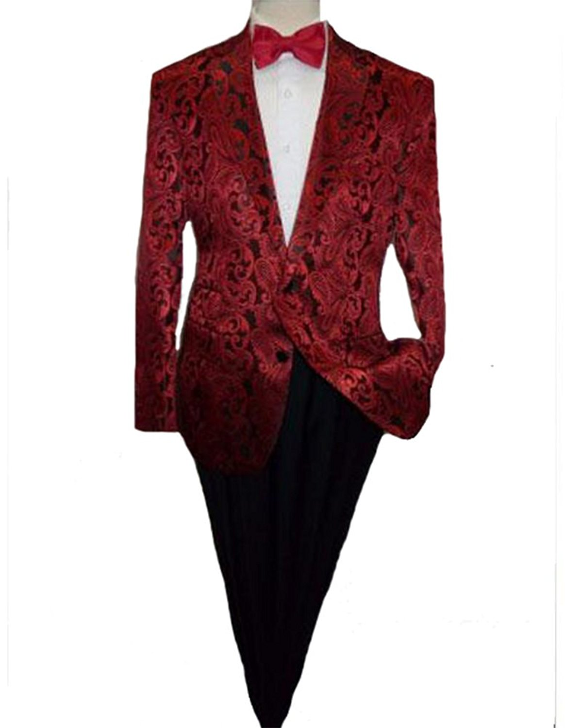 cheap red sports coat