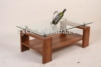 Modern Living Room Wooden Center Table Designs - Buy ...