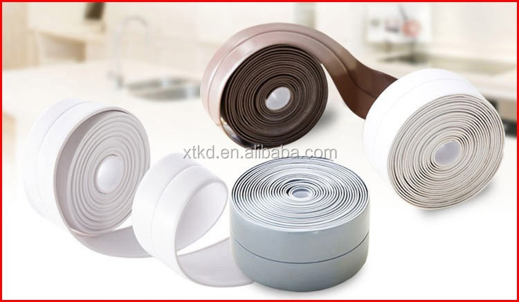 Waterproof Tape Toilet Caulk Strip Buy Waterproof TapeWaterproof Caulk TapeToilet Waterproof