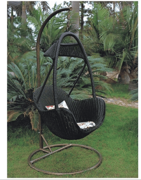 hanging chairs garden furniture avant styling chair gwendolyn best seller outdoor swing hammock synthetic wicker egg patio