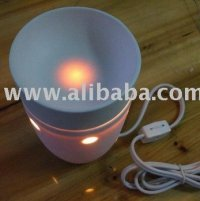 Ceramic Candle Lamp Warmer - Buy Ceramic Candle Warmer ...