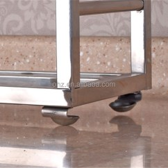 High Top Kitchen Table Set Small Remodeling Ideas Canada Style Stainless Steel Spice Racks/storage ...
