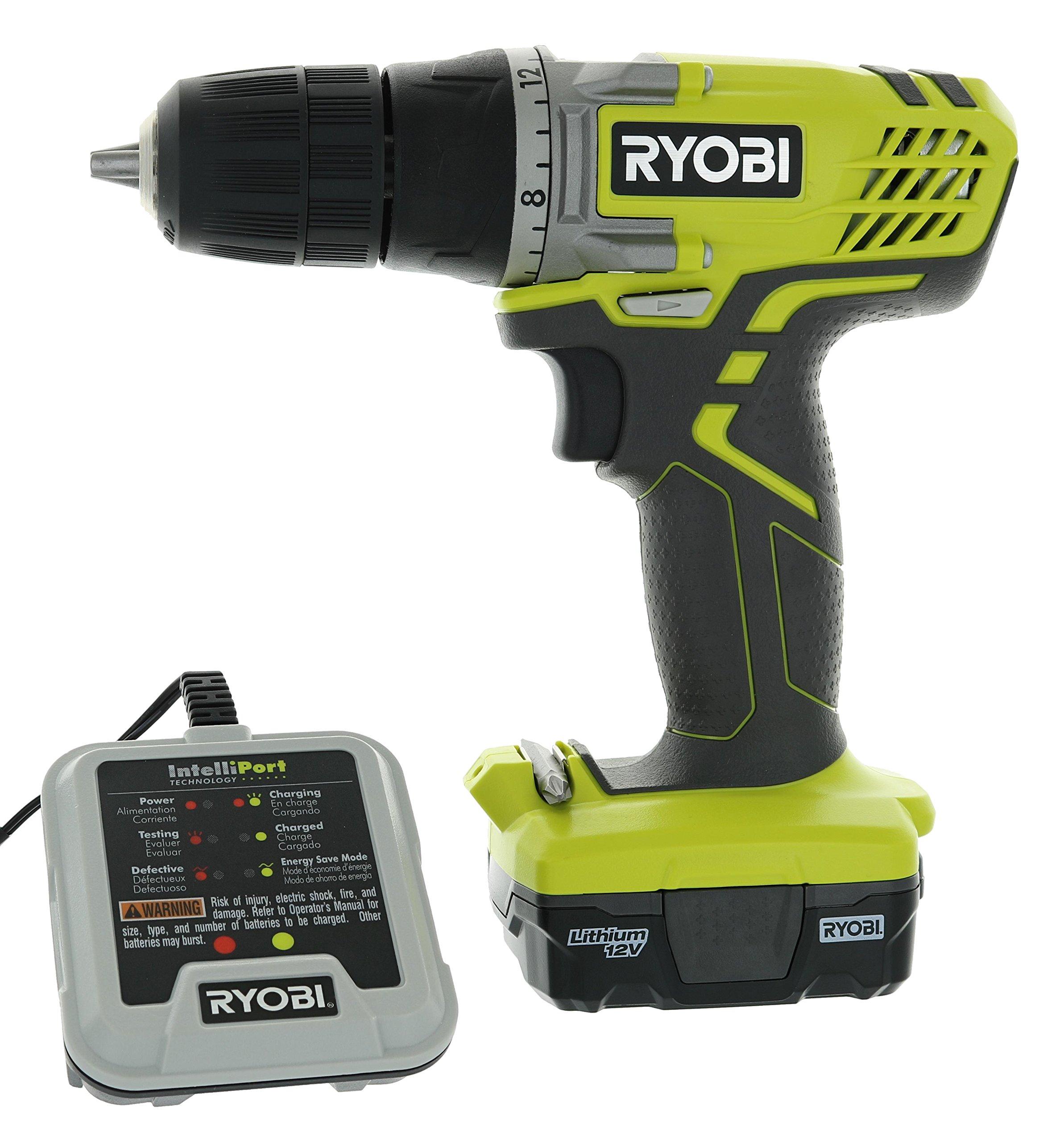 Ryobi Hammer Drill Corded Manual