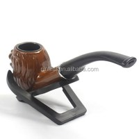 High Quality Resin Tobacco Pipes Plastic Smoking Pipes ...