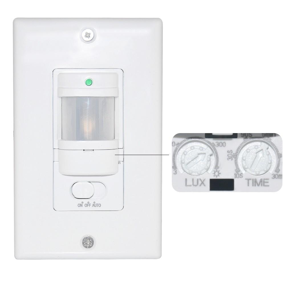 medium resolution of smart sensor switch 800 watts motion sensor light switch with 3 wires