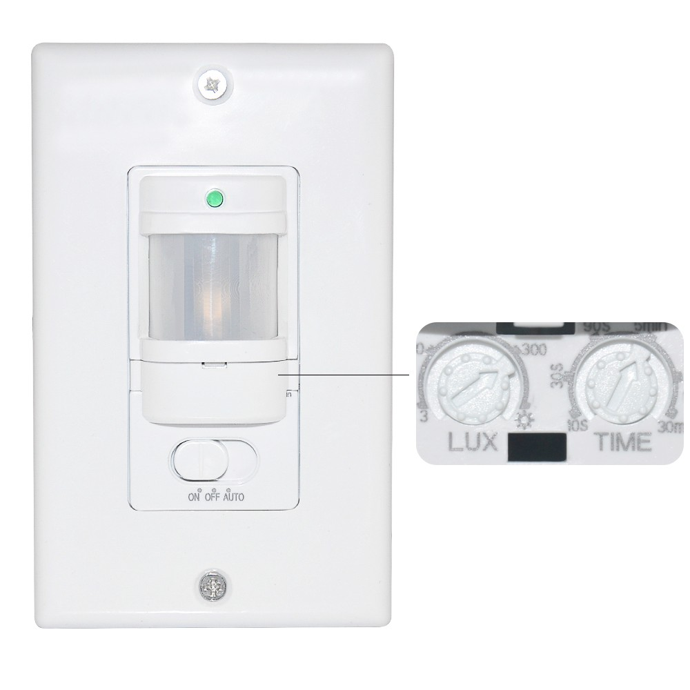 hight resolution of smart sensor switch 800 watts motion sensor light switch with 3 wires