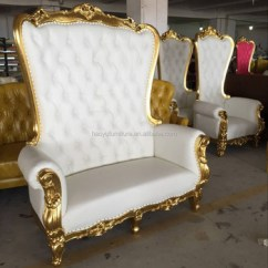 High Backed Throne Chair Transport Accessories Lc92 Golden Back Buy Royal