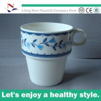 Stackable Cheap Custom Coffee Mugs And Cups Sets Online ...