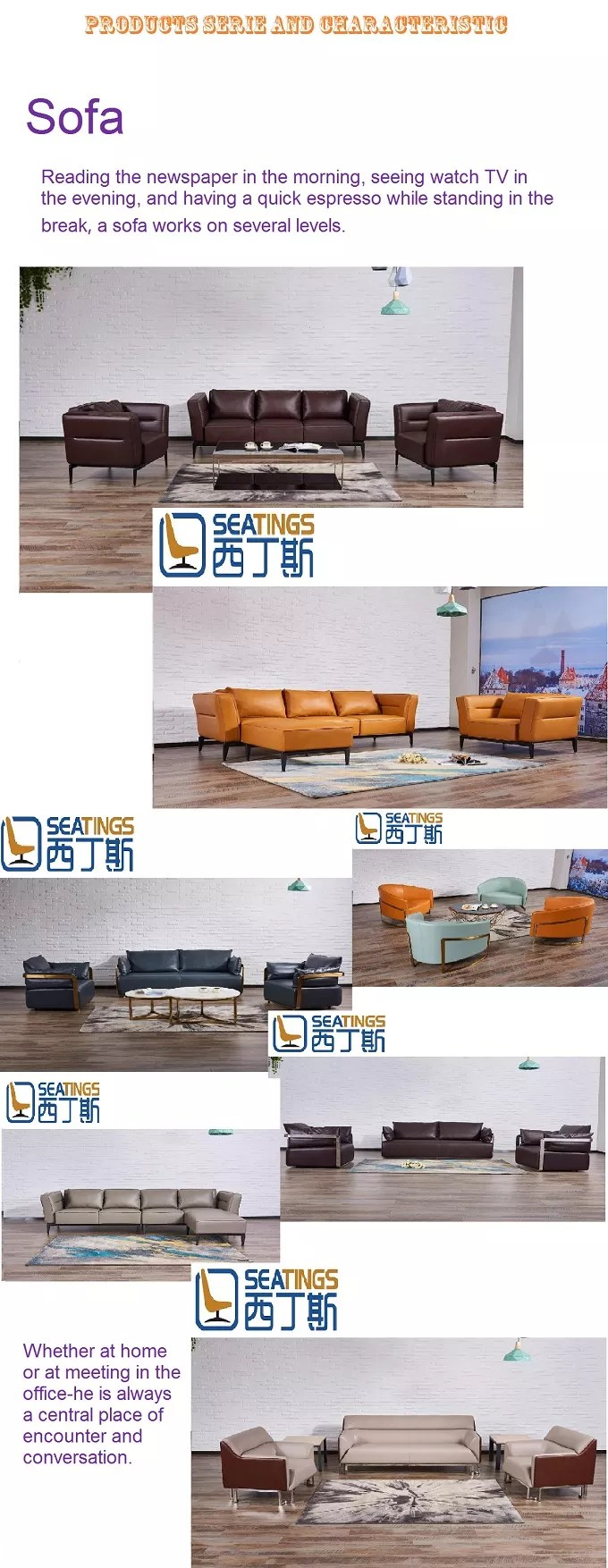 sofaworks reading number modular sofa furniture systems alibaba selling office set blue leather for