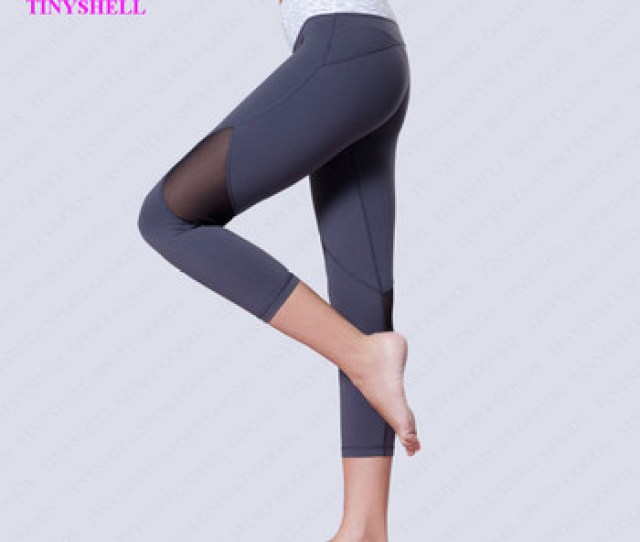 High Quality See Through Quick Dry Nylon Spandex Sexy Mesh Exercise Tights Yoga Pant Buy See Through Yoga Pantexercise Tightsmesh Yoga Pant Product On