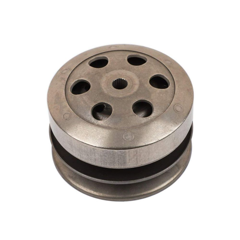 medium resolution of get quotations sanlan complete clutch assembly rear clutch driven pully for gy6 49cc 50c 139qmb scooter
