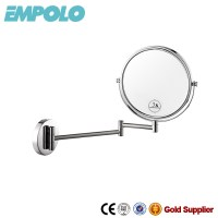 Adjustable Wall Mounted Shaving Mirror Bathroom Shaving ...
