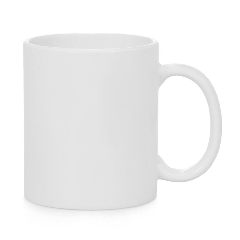11oz Blank White Ceramic Sublimation Mug