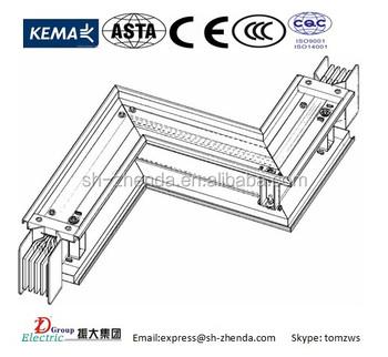 Kema&asta Certified Low Impedance Busbar Trunking System