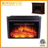 Electric Fireplace Insert,Imitation Fireplace,Small ...