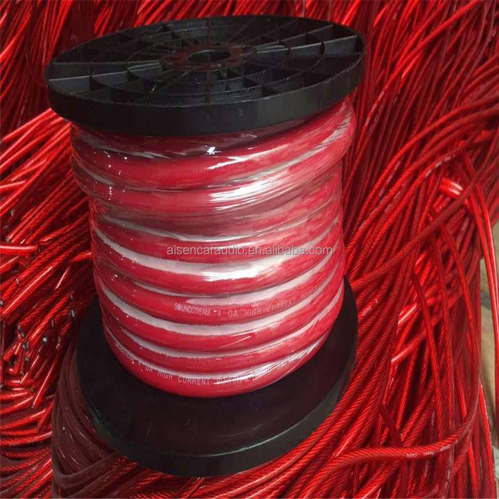 hight resolution of china design for car audio power cable ground wire 1 0 ofc wire for speaker