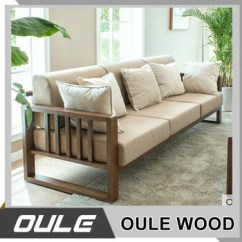 Wood Frame Sofa Designs Bed Ottoman Uk New Design Set With Cushion For Sale Buy