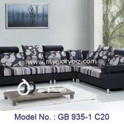 Fancy Sofa Sets Sam Sofalvi Corner Set Fabric Flower Modern