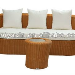 Wicker Sofa Set Philippines Westwood Casual U Shaped Sectional Ottoman Ms 329 Brown Pe Rattan Cheap Furniture Buy
