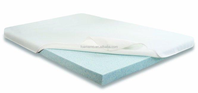 High Density Roll Up Memory Foam Royal Mattress Rollable