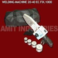 Ppr Pipe & Fitting Welding Machine - Buy 20-40 Ec Fix.1000 ...