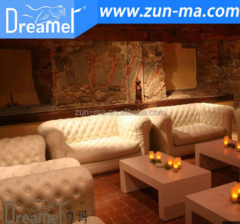 living room furniture ma coastal cottage rooms china supplier inflatable lounge sofa air filled leather
