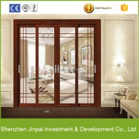 Latest Doors & Brown Fiberglass Entry Panel Door With