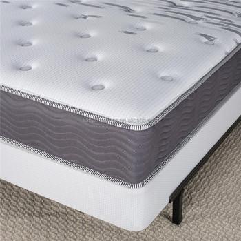 Eco Friendly Super King Vacuum Packed Price Memory Foam Mattress
