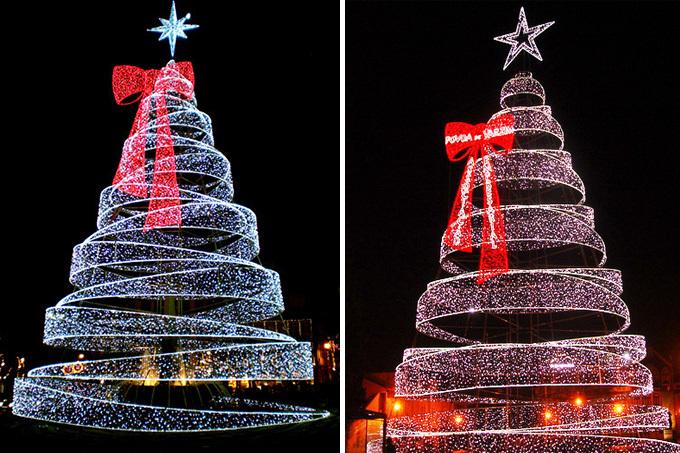 Test Christmas Lights