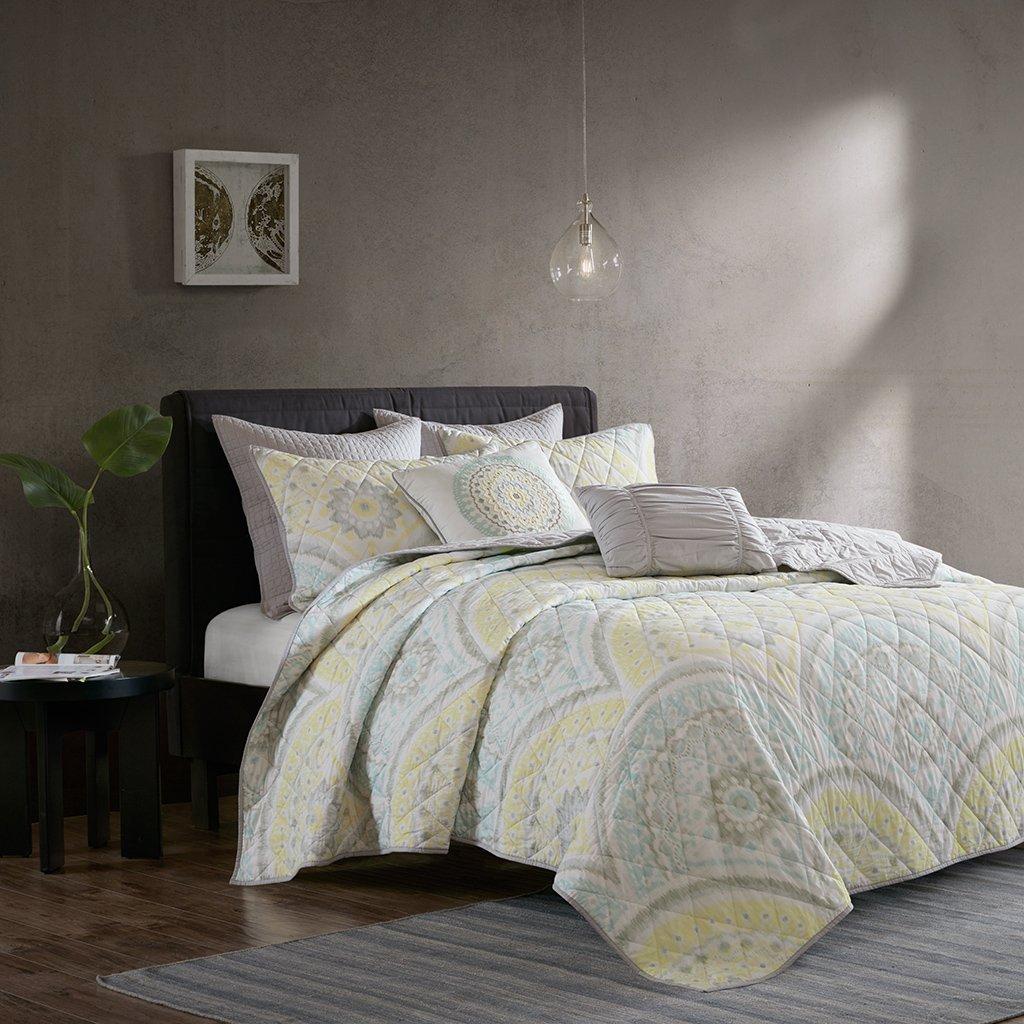 7 piece teen girl boy bedding quilt