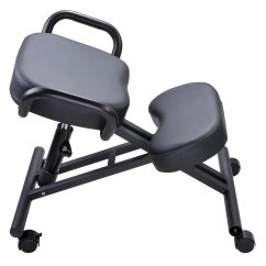 Ergonomic Chair Knee Rest Lounge And A Half Cheap Find Deals On Line Get Quotations Adjustable Kneeling Posture Stool Desk Task Computer Work W Comfortable Seat Thick