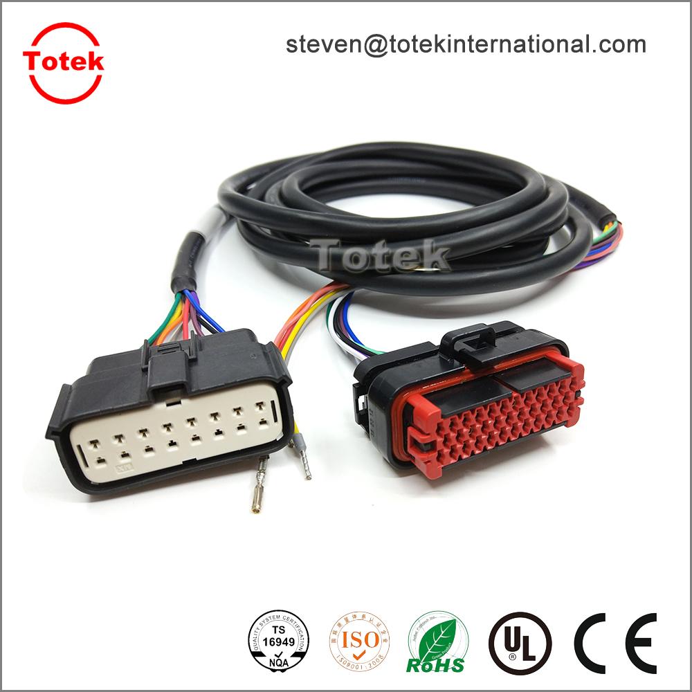 medium resolution of molex 19418 0040 connectors to te amp 776164 1 770854 3 770520 3 fsd76 8 d custom automotive wire harness